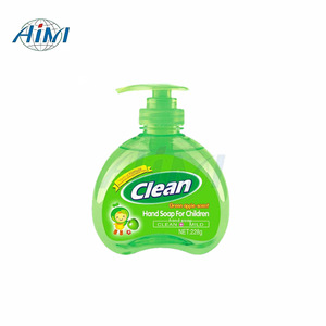 OEM High Quality best antibacterial hand wash liquid soap formula