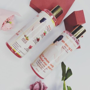Private Label available Whole Body Skin  Whitening herbal Oil Serum