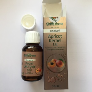Pure Apricot Oil Ozone Added Essential Oils Ozonated Carrier Oil