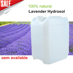 Pure Organic Lavender Hydrosol floral still water bulk wholesale