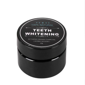 Teeth Whitening Charcoal Powder Oral Hygiene Cleaning Teeth Plaque Tartar Removal Stains Tooth Black Powders