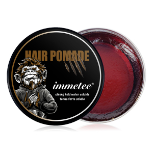 Wholesale hair styling products Strong Hold Hair colorful shine Wax