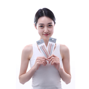 Wholesale Tools Easy Carry Stainless Steel Threading Knife Fold Eyebrow