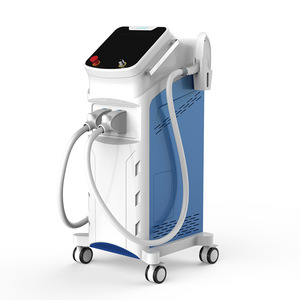 1 millions 2 in 1hair removal and tattoo removal IPL+ND yag laser multi-functional beauty equipment