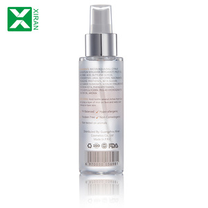 100ml 120ml 150ml 200ml whitening and firming skin toner oil-control spray facial toner for face