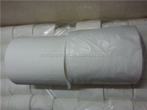 1ply recycle white and kraft hand paper towel,paper towel jumbo roll