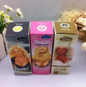 2014 top selling herbal breast enhancement cream for women