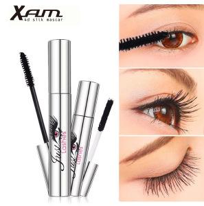 523e98db5c5 2018 New 4D Silk Mascara XAM mascara 4d fiber the super size fibers for 400%