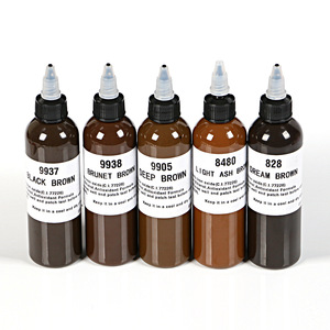 Best Lushcolor Permanent Makeup Tattoo Ink Supplies Micropigmentation Microblading Pigment Ink Factory