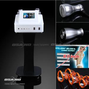 bust enlargement pump breast enlargement in china factory Vacuum +cavitation + RF multi function equipement