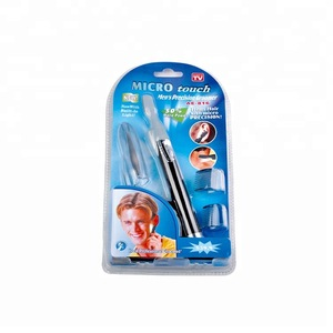Electric lady hair trimmer face shaver