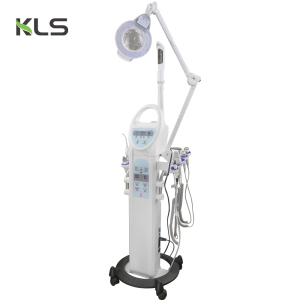 Hot Sell 9 In 1 Multifunction Facial Beauty Machine Multifunction Facial Steamer Multifunction Facial Beauty Machine Equipment