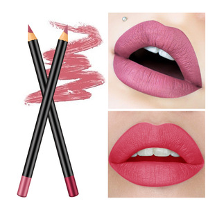 No brand Pigmented Lipstick Lipliner Long Lasting Smoothly Lip Liner