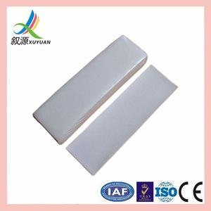Nonwoven Disposable Depilation Wax Strips