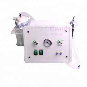 portable korea crystal aqua water hydro diamond faceting hydradermabrasion microdermabrasion silk peel oxygen facial machine