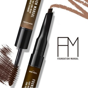 wholesale FM EDBL Natural Light Touch and Brow Fixer Double Wear Eye Brow Pencil