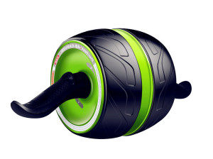 workout gym equipment stomach cover abs abdominal exercise ab roller wheel