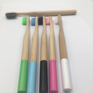 100% natural bamboo charcoal tooth brush toothbrush fiber tooth brush on sale