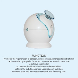 2017 New Rechargeable Facial Mist Spray Nano Ion Spray Electronic Mist Sprayer Face /Hair/Hand care Device Facial
