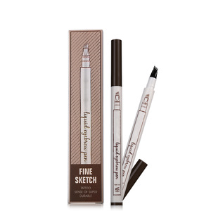 2017 The Latest And High Quality Wholesale Waterproof Unique Eyebrow Pencil