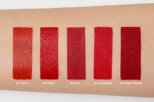 3CE Red Recipe Lip Color Mini Kit 6 pcs colors makeup matte Lipstick lipgloss lip gloss