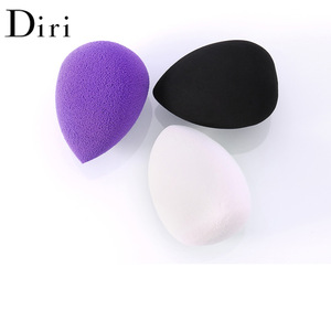 Colorful Latex-free Waterdrop Shape Beauty Cosmetic Make up Puff Blender Sponge