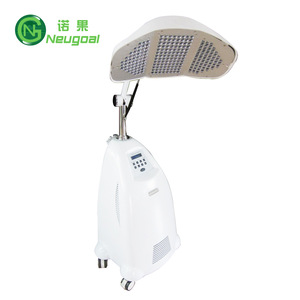 developed pdt led light machine for hair regrowth treatment with ce