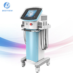 Dual wave length 650nm+980nm laser diode lipolaser slimming machine, body beauty laser machine for weight loss
