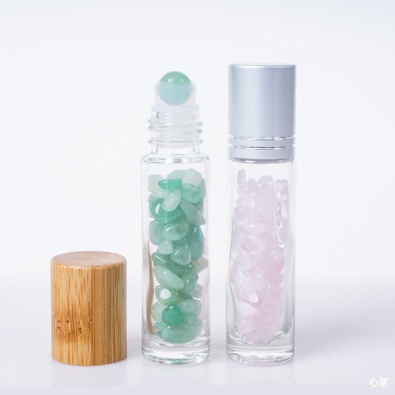 Glass Roller Bottles Essential Oil