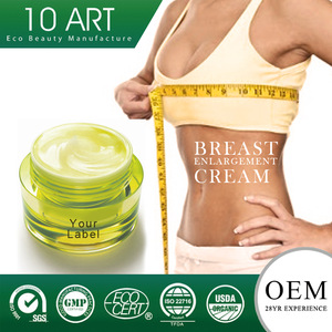 Herbal For Natural Breast Enhancement Cream