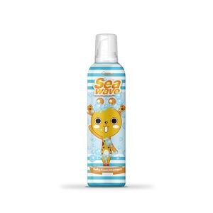 ISO approved kids liquid soap skin whitening foaming perfume bath shampoo shower gel