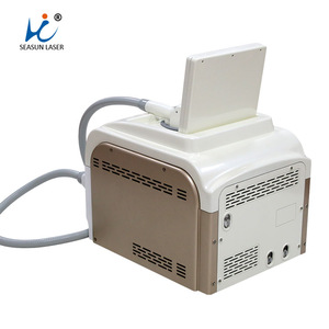 No.1 diode laser manufacturer small portable epilator 600w 808nm  diode laser hair removal machine