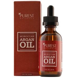 OEM Private Label Pure Skin Care Moroccan Argan Oil