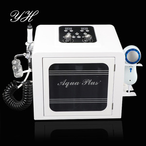 Oxygen Jet Peel Skin Rejuvenation Facial Tanner Beauty Instrument Equipment