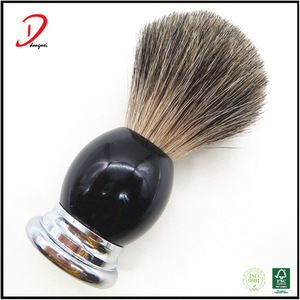 Professional Dongmei pure badger shaving brush , shaving brush badger