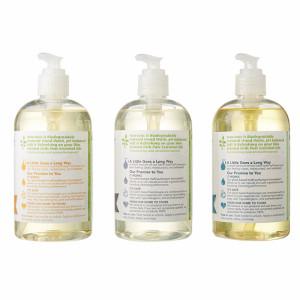 Pure Natural Essential Oils Hand Wash Liquid Soap