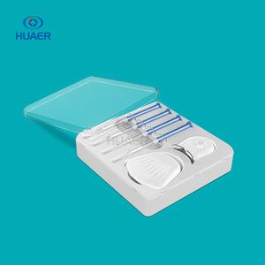Teeth Whitener Care Oral Hygiene With 35% Carbamide Peroxide Super White Dental Whitening Gel Kit