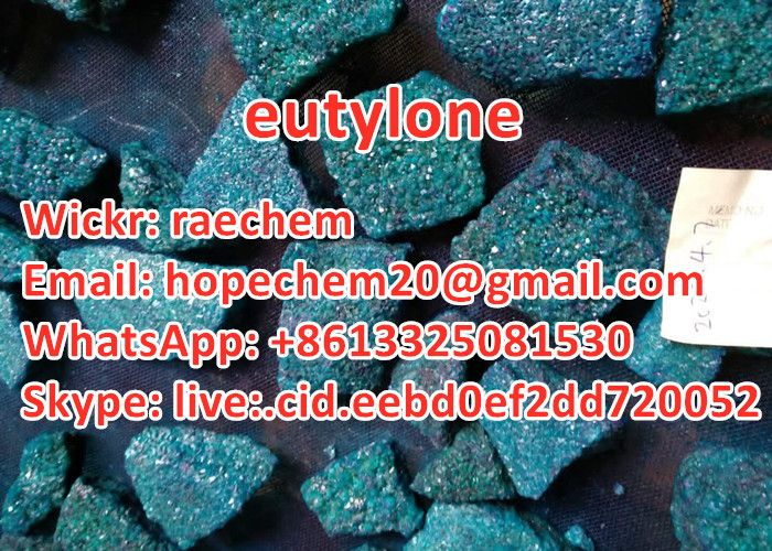 eutylone high  purity eutylone good price research chemical crystal high purity 99.9%