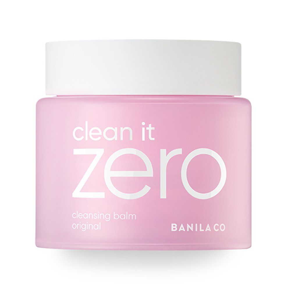 BANILA CO NEW Clean It Zero Original Cleansing Balm Makeup Remover, Balm to Oil, Double Cleanse, Face Wash