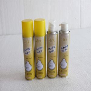 200ML Sensitive personal care shaving foam/shaving cream/shaving gel for male