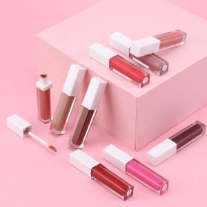 Hot sale Custom Logo Matte Liquid Lip Gloss Private Label Make Your Own Matte Liquid Lipstick