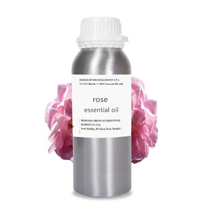 Mopoyat 100% pure organic rose essential oil from rose oil 1000ml