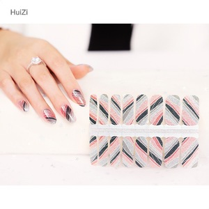 nail art glitter huizi custom nail wraps 2019 nail supplies