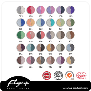 New products OBM high pigment makeup eyeshadow
