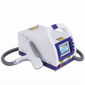 Professional Beauty Center Salon Use Q Switch Laser Tattoo Removal Beauty Equipment