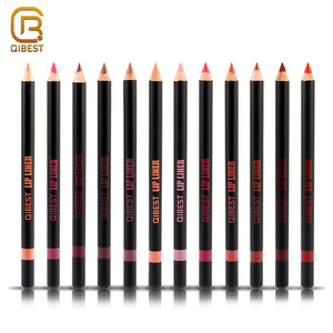 QIBEST Cosmetic Makeup Factory Price Lip Liner