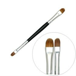 Sable Dual Ended Shadow & Blender Brush
