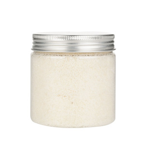 Wholesale Private Label Exfoliating Dead Sea Salt and Charcoal Foot Scrub
