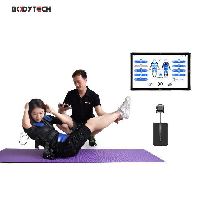 ems fitness machine