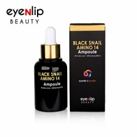 [EYENLIP] Black Snail Amino 14 Ampoule 30ml - Korean Skin Care Cosmetics